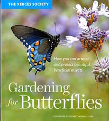 Gardening for Butterflies Cover