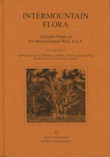 Intermountain Flora V7 Cover