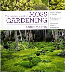 The Magical World of Moss Gardening Cover